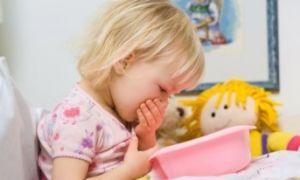 Как выбрать противорвотное для детей?
