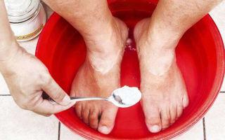 Рекомендации о том, как размягчить ногти на ногах