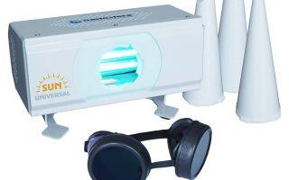 Как использовать кварцевую лампу для дезинфекции?
