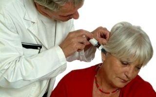 Возможные способы лечения евстахиита
