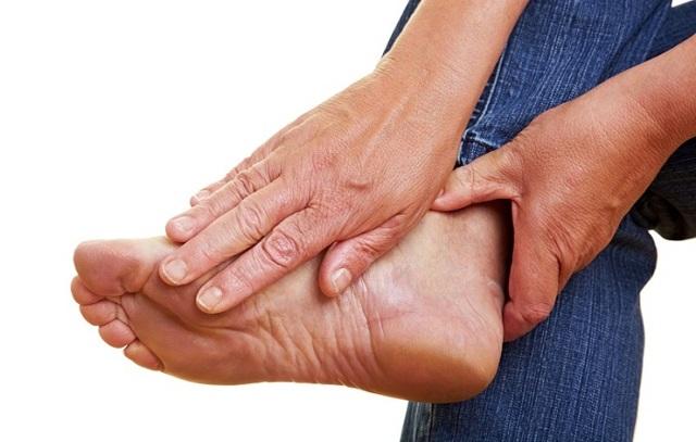 Диабетическая стопа начальная стадия: фото, симптомы и лечение в домашних условиях